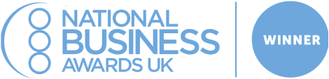 National Business Awards UK - Winner